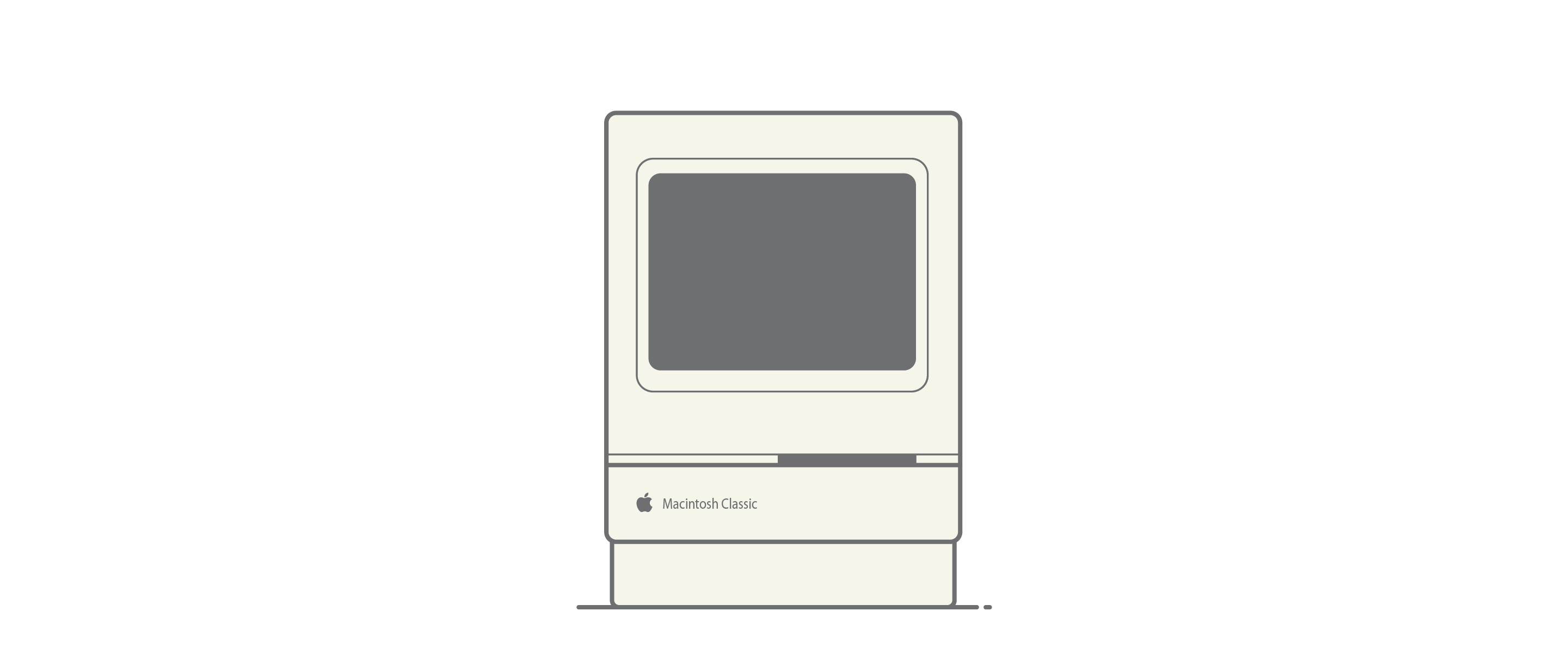 Macintosh – Designed by Apple, 1984