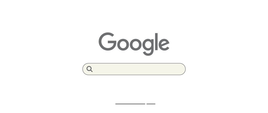 Google Search Engine – Designed by Google, 1997