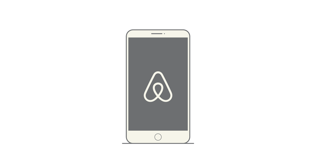 Airbnb – Designed by Airbnb, 2008
