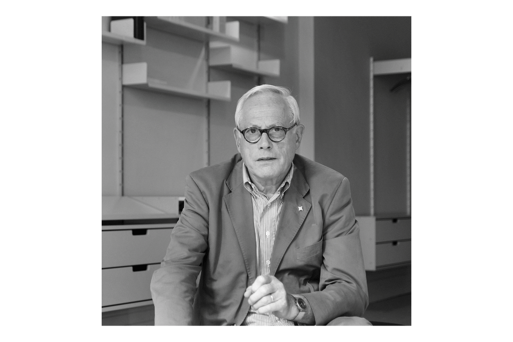 Brawn: Designer Dieter Rams made our list for both No. 33, Vitsoe's 606 shelving system, and No. 63, Braun's calculator.
