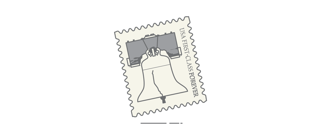 Forever Stamps – Designed by United States Postal Service, 2006