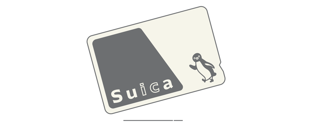 SUICA – Designed by JR East, 2001